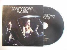 TOMORROW'S WORLD : A HEART THAT BEATS FOR ME ▓ CD ALBUM PORT GRATUIT ▓