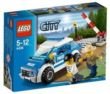 Lego 4436 Patrol Car new sealed City Police Chase Cops & Robbers Minifig