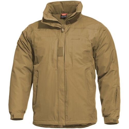 Pentagon Gen V 2.0 Jacket Mens Travel Rain Tactical Outdoor Hiking Coat Coyote