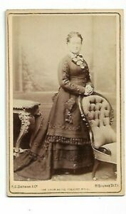 Lady-in-Detailed-Victorian-Era-Dress-Photo-by-F-C-Burman-amp-Co-Melbourne-6111