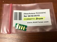 113r00773 Drum Reset Chip for Xerox WorkCentre 3655 3655x Refill