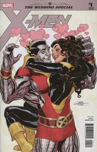 #1 VF//NM Terry Dodson Cover 2018 X-Men The Wedding Special