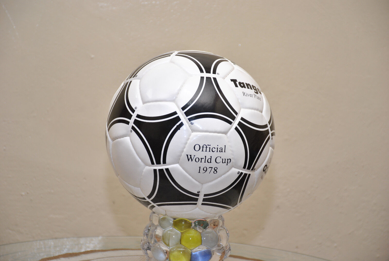 ADIDAS  WORLD CUP FOOTBALL 1978 (MADE (MADE (MADE IN FRANCE) 7078f3