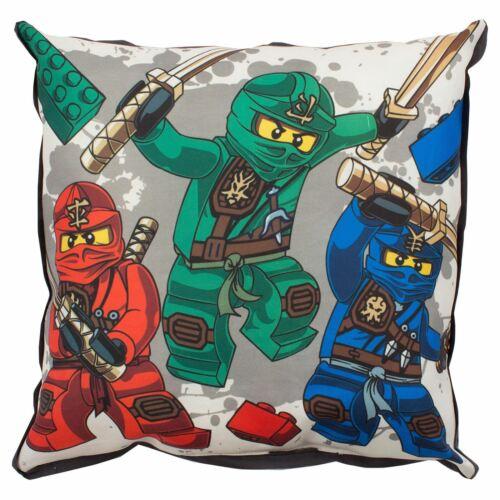Lego ninjago Warrior Kissen 2 IN 1 Wendbar Offiziell Neu