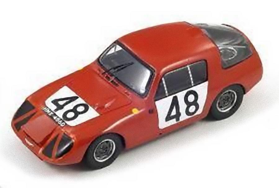 BIZARRE BZ466 - AUSTIN HEALEY Sprite  LE MANS 1966 N°48 1  43