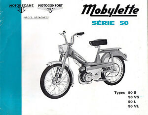 Catalogue-pieces-detachees-MOTOBECANE-MOTOCONFORT-SERIE-50-S-VS-L-VL