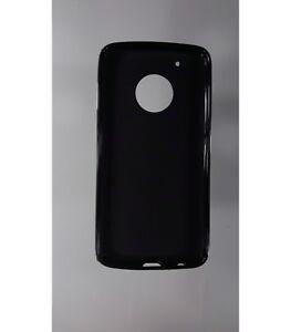 Funda-de-gel-TPU-carcasa-silicona-para-movil-Motorola-Moto-G5-Plus-Negra