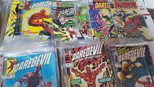 Avengers DAREDEVIL Comic lot 161 165 169 174 177 183 184 188-194 198 200-310