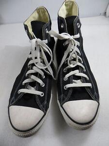 Men S Converse All Star Classic Fashion Sneaker Hi Tops Textile