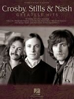 Crosby Stills & Nash Greatest Hits Sheet Music Piano Vocal Guitar Song 000306520