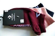51c0b5f8e61e Converse Womens Made for Chucks No Show Socks Tie Dye 3 Pair Ultra ...