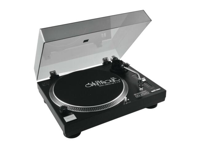 Omnitronic DD-2520 USB - Tourne-disque Sw