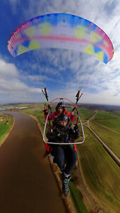 Paramotor Training Course - IntroFly 3 Day Taster Plus Tandem Flying Experience