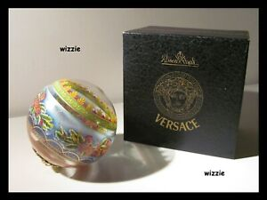 VERSACE : Rosenthal Christmas Ornament Silent Night ...