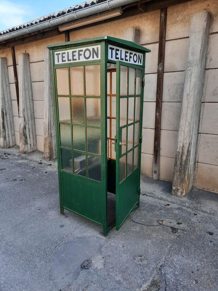 Telefonboks RETRO - Jens Ingwersen