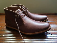 Timberland Boot Company 'Wodehouse' BROWN Chukka Boots Size 8 MSRP $299