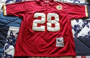 wholesale dealer 9f5e9 fa7d3 Details about Darrell Green Washington Redskins Mitchell and Ness Throwback  Jersey SIZE 50
