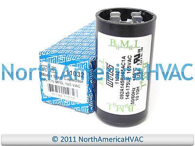 Motor Start Capacitor 145-175 MFD 330 VAC MARS 11066
