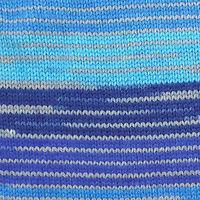 Patons Kroy Deep End Wool Sock Yarn In 433 - 166 Yds - 50 Gms - 1 3/4 Ounces