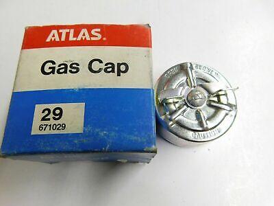 NOS 1975-1984 CADILLAC ELDORADO SEVILLE DEVILLE FLEETWOOD LOCKING GAS FUEL CAP