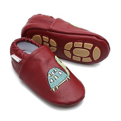 Importato Dall'Estero Pantofole's Krabbelschuhe Pantofole Liya - #679 Testuggine In Rosso Rubino-mostra Il Titolo Originale Novel (In) Design;