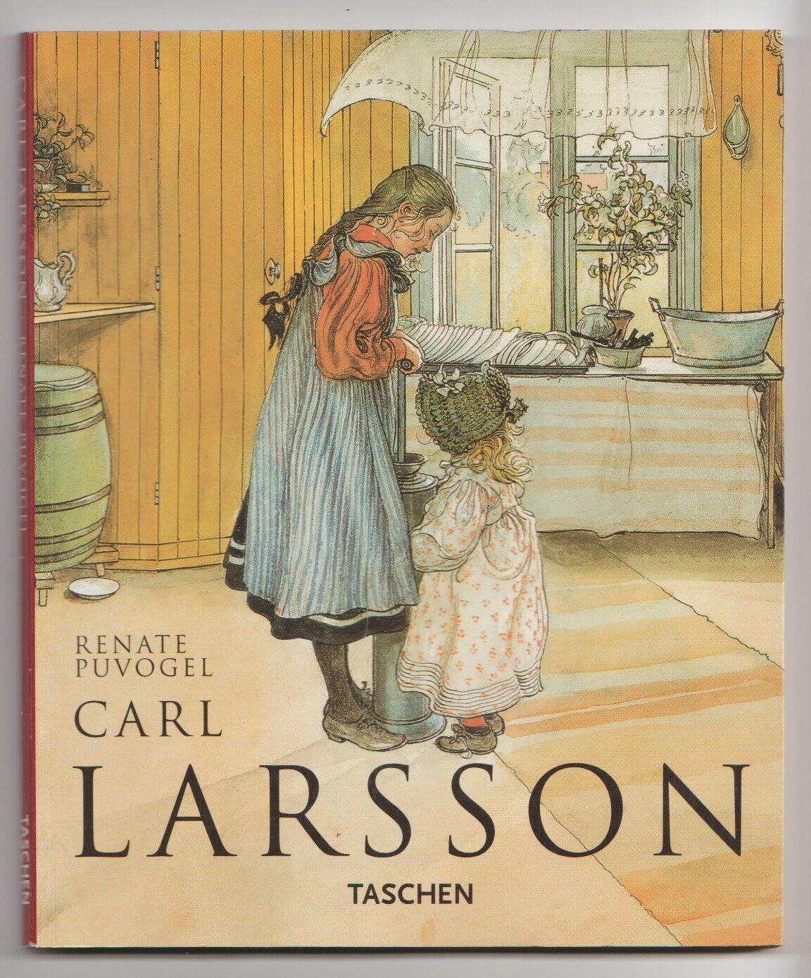 Carl Larsson. Acquerelli e disegni
