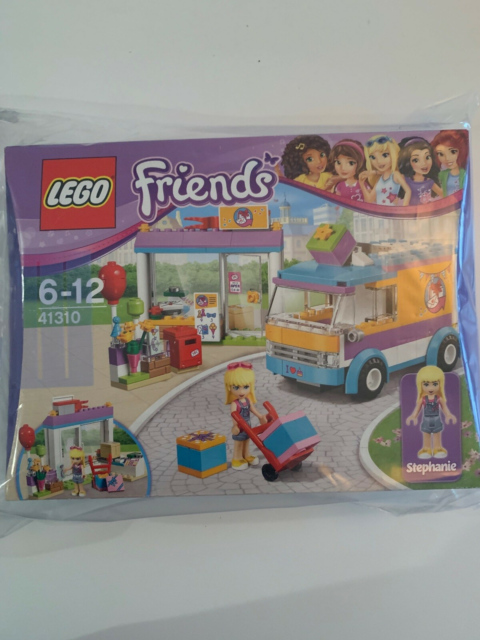 Lego Friends, Isbutik