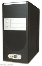 Micro ATX Tower case 300 Watt PSU. (KMA3389BB)