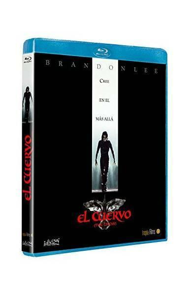 El Cuervo (1994)  THE CROW Blu-ray