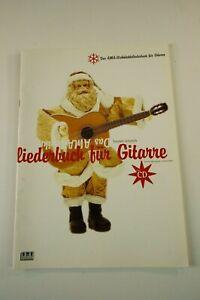 Das-AMA-Weihnachtsliederbuch-fuer-Gitarre-Weihnachts-Noten-Texte-ohne-CD-H-2933