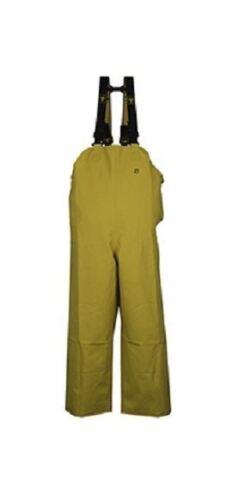 GUY COTTEN Barossa Latz & Hosenträger glentex gelb/Angel-Hose Angelsport Hosen & Shorts