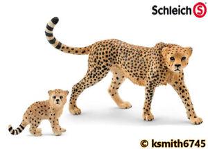 Schleich LYNX solid plastic toy wild zoo animal cat predator NEW