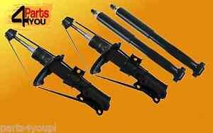 4x-AMORTIGUADORES-VOLVO-V80-V60-V70-MK2-XC70-Trasero-Amortiguadores-Shockers-Conjunto