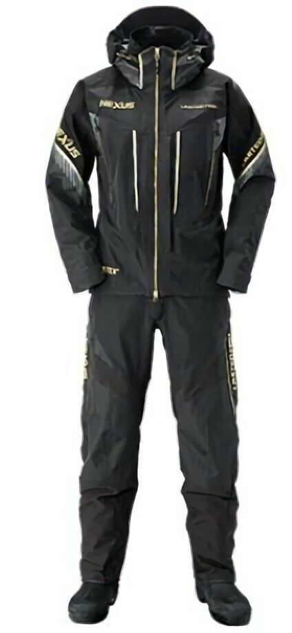 SHIMANO NEXUS GORE-TEX® Fishing Rain Suits LIMITED PRO RA-112S Japan EMS NEW