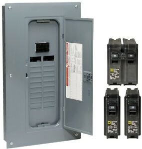 s l300 circuit breaker main load center indoor convertible electric home fuse breaker box at soozxer.org