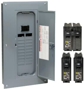 s l300 circuit breaker main load center indoor convertible electric home circuit breaker or fuse box at bakdesigns.co