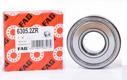 FAG 6003.2ZR Deep Groove Ball Bearings 17 x 35 x 10mm