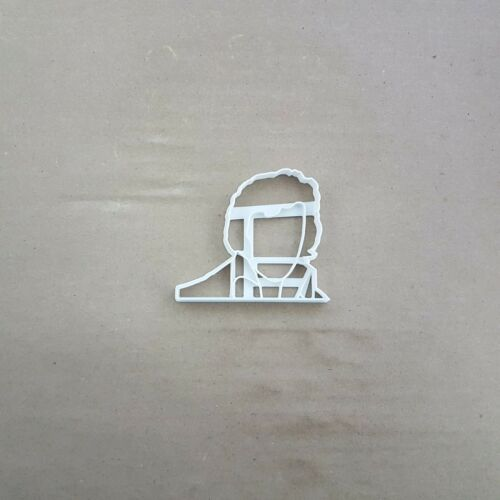 Elvis Presley King Rock Musique Forme Cookie Cutter pâte biscuit fondant STAMP