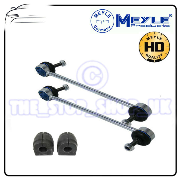 FORD KA 1996-2008 MEYLE HD FRONT ANTI ROLL BAR LINKS AND BUSHES