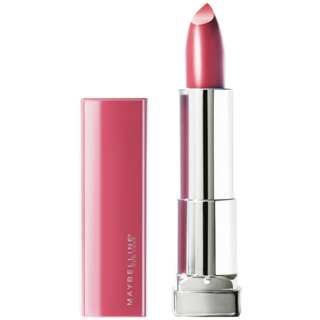 Maybelline Color Sensational Made For All Lipstick Pink For Me Satin Pink