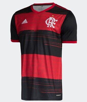 Flamengo Home Soccer Football Jersey Shirt - 2020 2021 Adidas ...