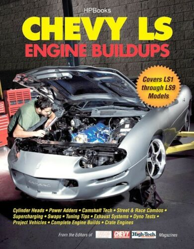 Chevy LS Engine Buildups LS1 L92 LS3 LS9 LS2 LSX