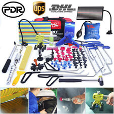 Us Paintless Dent Repair Pdr Tools Puller Rod Hail Car Body Damage Removal Fixer