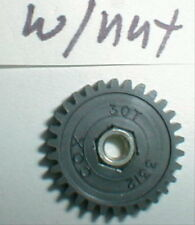 48 Tooth Ultra Thin Hi Performance Spur Gear by COX #3321 with Thrust Nut NOS