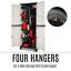 thumbnail 10 - Outdoor Adjustable Storage Cabinet Cupboard Patio Weatherproof Lockable Plastic