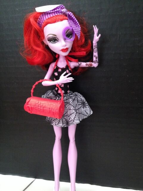 monster high operetta doll 2011 mattel ebay