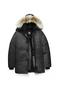 Canada-Goose-Mens-Chateau-Parka-3426M-Grey-Size-Large