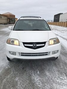Acura MDX AWD safetied clean title fully loaded