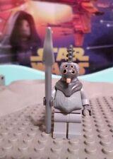 LEGO STAR WARS THI-SEN MINIFIGURE wGrey Spear #8085 2009 Skywalker Force Awakens