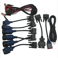 Full Set Cable for NEXIQ 125032 USB Link Truck Scanner Diagnostic Cable FreeShip